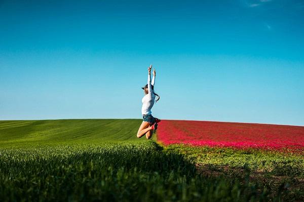Вярата е основа на щастието.