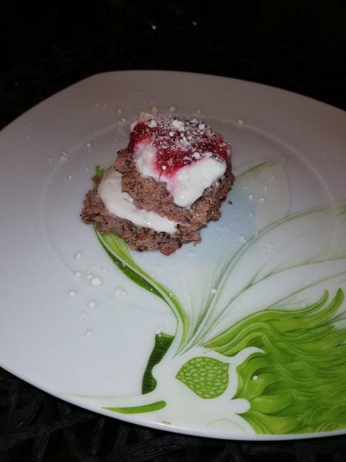 диетична ягодова торта