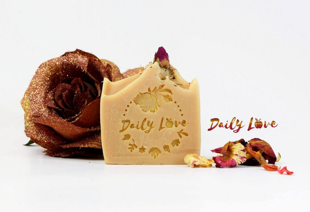 Луксозен сапун Daily Love