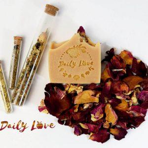 Сапун от растения, билки и мaсла Daily Love